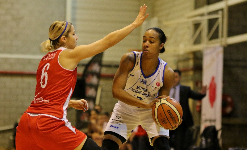 7. Ashley Key (Castors Braine)