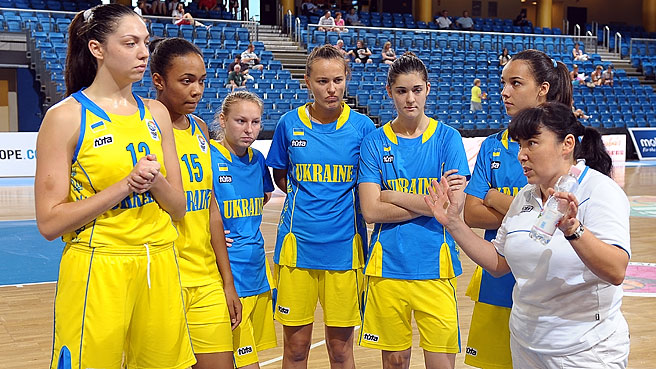 Ukraine Beat The Neighbours To Seventh