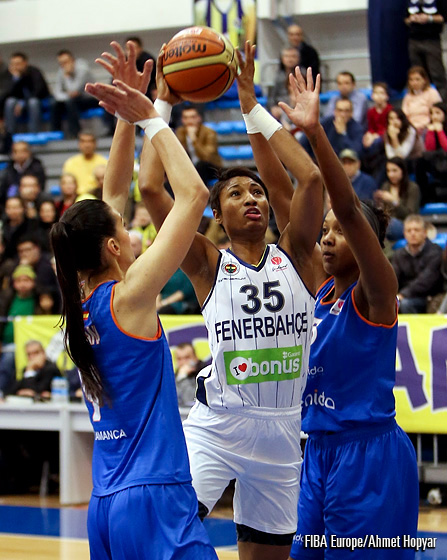 Angel McCoughtry (Fenerbahce)