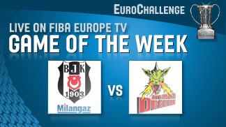 EuroChallenge game of the week 15/03