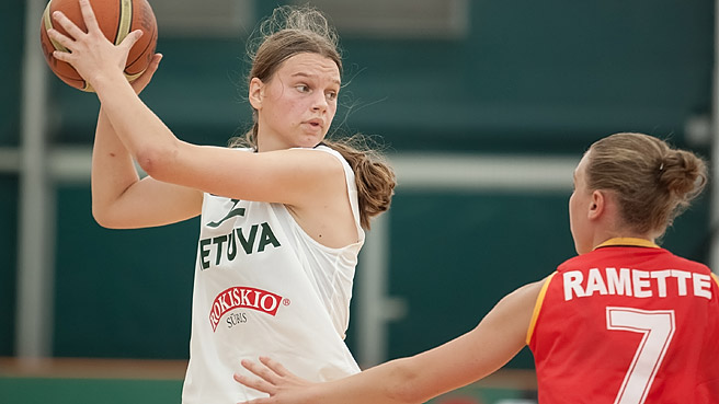 Lithuania Beat Hosts To Finish 15th