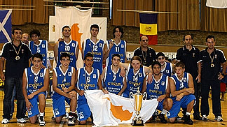 Champions Cyprus In A Class Of Their Own