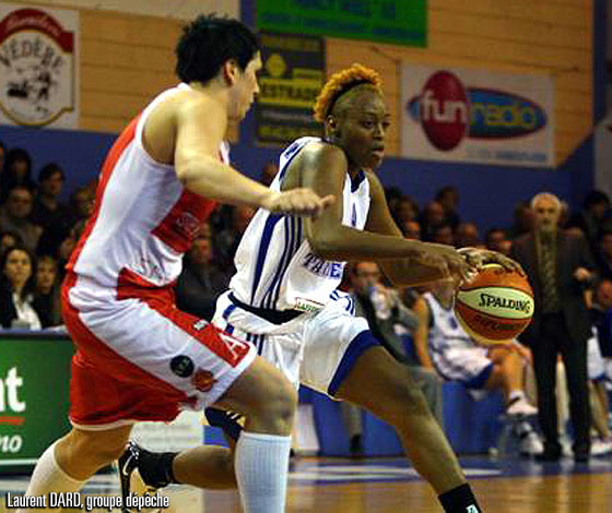 4. Charde Houston (Tarbes GB)