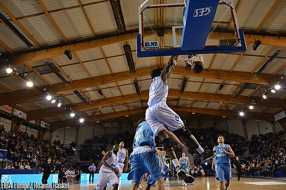 13. John Holland (Roanne Basket)