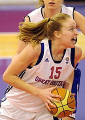 15. Sarah McKay (Great Britain)