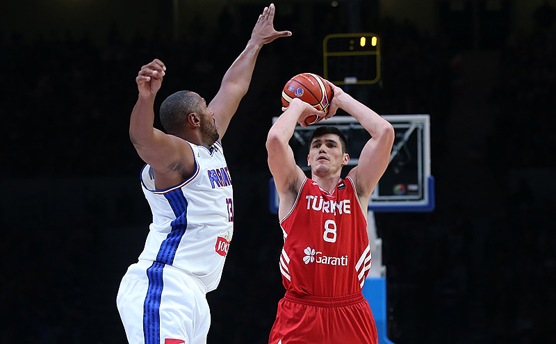 8. Ersan Ilyasova (Turkey)