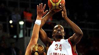 34. Sylvia Fowles (Galatasaray MP)