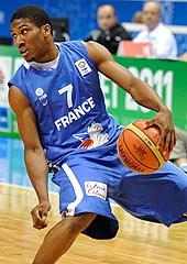 7. Andrew Albicy (France)