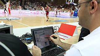 DSS - Digital ScoreSheet at EuroBasket Women 2011