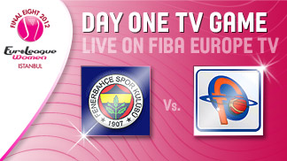 Fenerbahce v Beretta Famila Game of the day 28/03