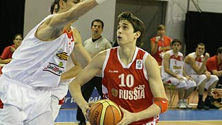 Alexey Shved (Russia)