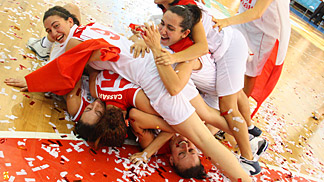 Malta Team Celebration