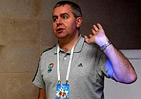2010-11 Candidate Clinic for FIBA Referees in Europe - Richard Stokes