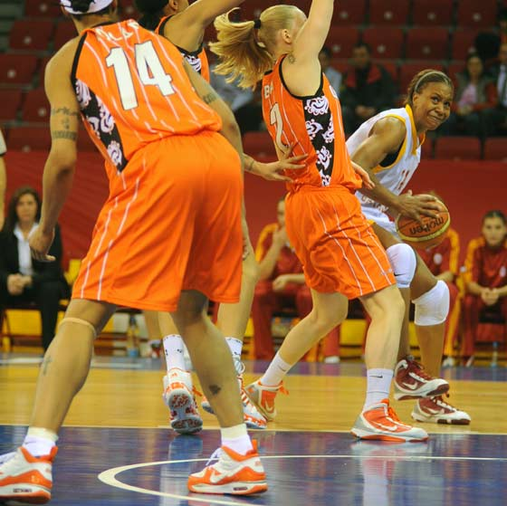 24. Tamika Catchings (Galatasaray)
