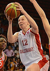 12. Ann Wauters (Galatasaray)