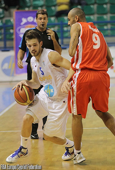 5. Christopher Razis (Cyprus)