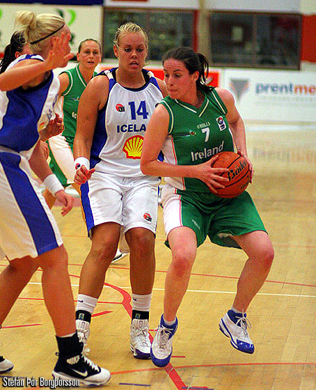 7. Niamh Dwyer (Ireland)