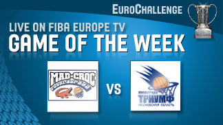 EuroChallenge Game of the Week 13/03