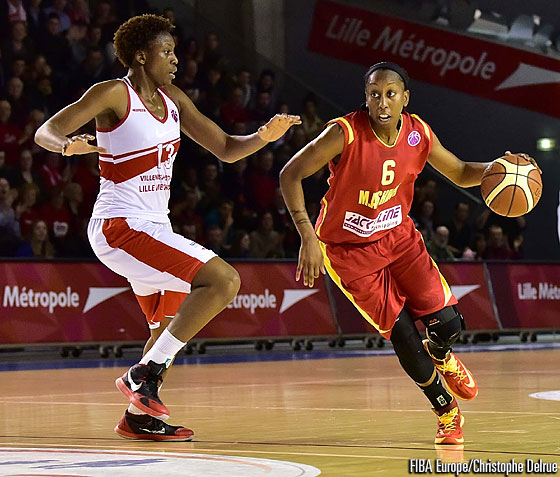 6. Allison Hightower (Maccabi Bnot)