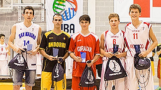 All tournament team