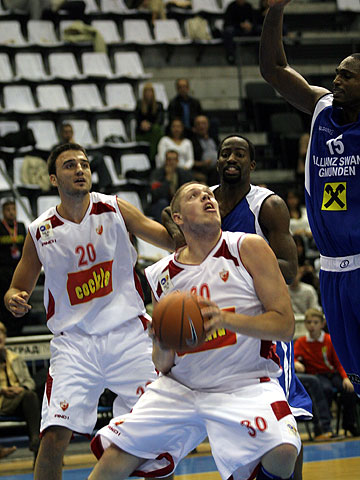 30. Vladimir Stimac (BC Red Star)