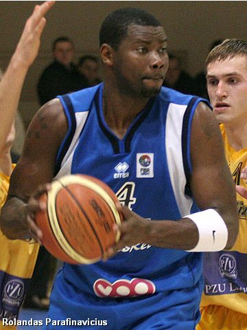 Ronald Ellis (Liege Basket)