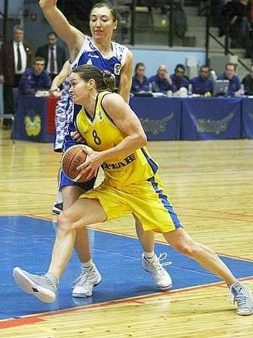 8. Christy Lynn Bacon (Solna Vikings)
