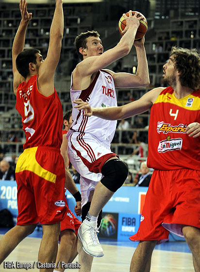 12. Ömer Asik (Turkey)