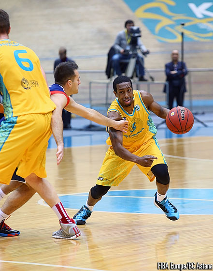 5. Jerry Johnson (BC Astana)