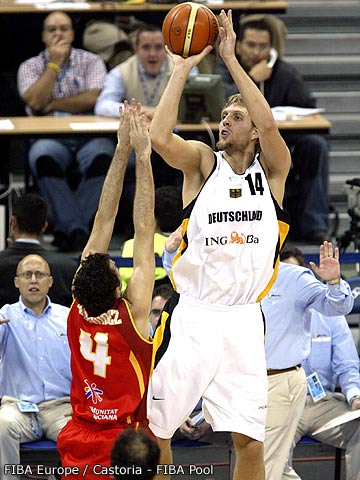 Dirk Nowitzki (Germany)