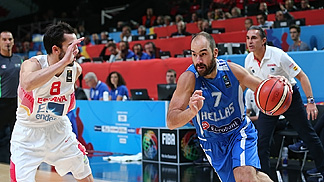 Time Has Come To Pass The Baton, Says Spanoulis