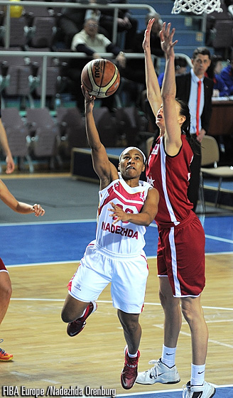 Temeka Johnson (Nadezhda Orenburg)