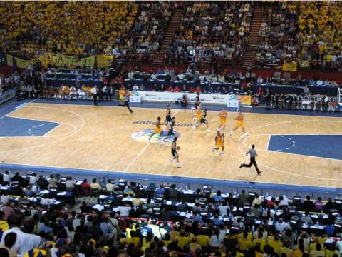 2002 SuproLeague Final Four - Maccabi Tel Aviv vs. Panathinaikos