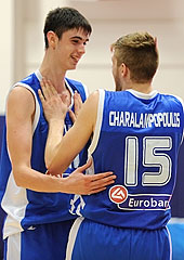 11. Georgios Tsalmpouris (Greece), 15. Vasileios Charalampopoulos (Greece)