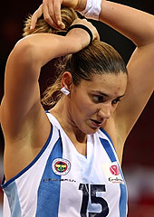 Ivana Matovic Is Play-Offs Day 1 MVP