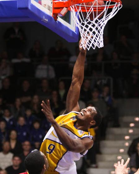 9. Rickey Paulding (EWE Baskets)