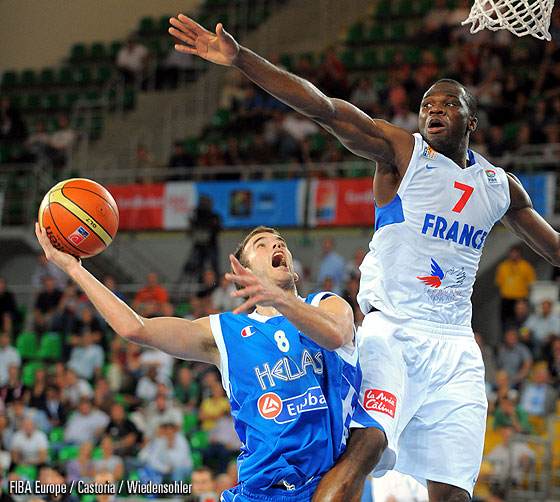 7. Alain Koffi (France), 8. Nick Calathes (Greece)