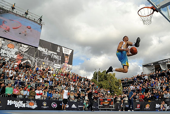 3on3 Moscow Open 2011