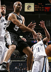 Tony Parker (San Antonio Spurs)
