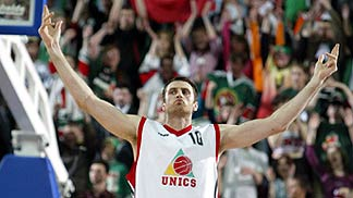Chris Anstey (UNICS KAZAN)