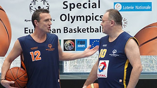 Special Olympics, European Basketball Week 2011