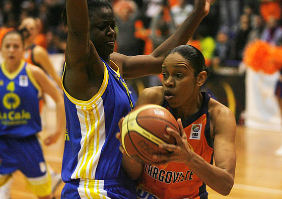 Tina Thompson (Municipal Targoviste)
