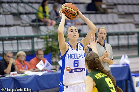 6. Christiana Gerostergiou (Greece)