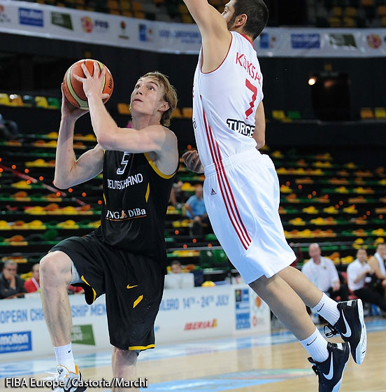 5. Niels Giffey (Germany)