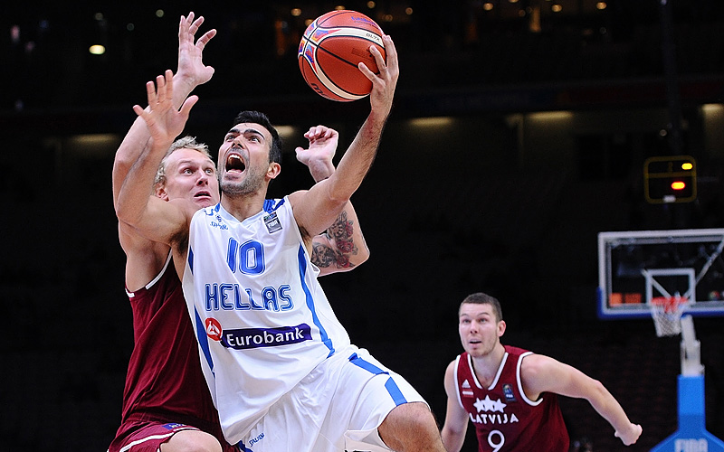 10. Kostas Sloukas (Greece)