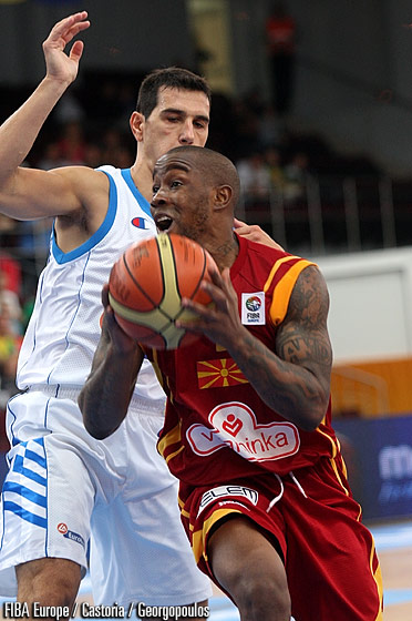 7. Bo McCalebb (F.Y.R. of Macedonia)