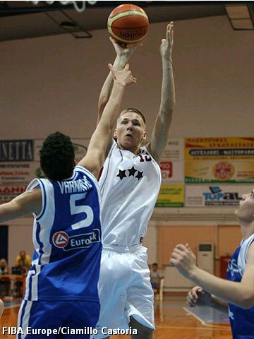 Artjoms Butjankovs (Latvia)/Georgios Varnavas (Greece)