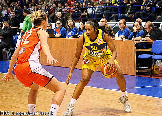 34. Jia Perkins (Good Angels Kosice)