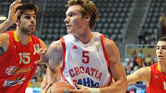 5. Leon Radosevic (Croatia)