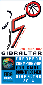 European Championship For Small Countries Men 2014